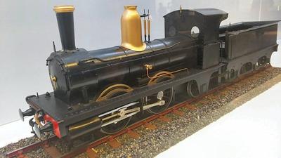 鉄博73−5000形蒸気機関車