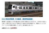 E217系JR直流電車VRM5-3