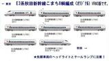 新幹線編成E3系こまち-10
