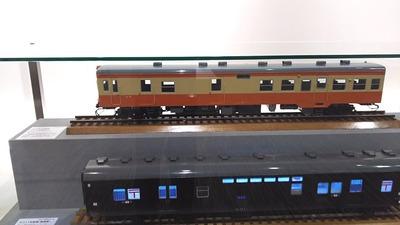 京都鉄道博物館94オユ11形郵便車155修学旅行者2