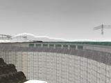 雪景色と貨物交換駅レイアウト95.jpg