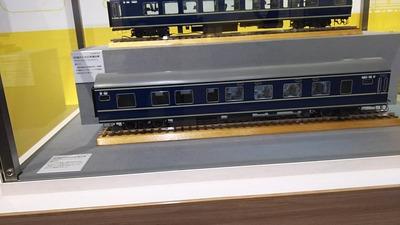 京都鉄道博物館90-20系ナハネ20形寝台車2