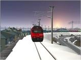 雪景色完成その11 SBBR403-4