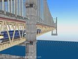 瀬戸大橋1000トン試験13