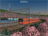 進撃の通勤電車10 201系1.