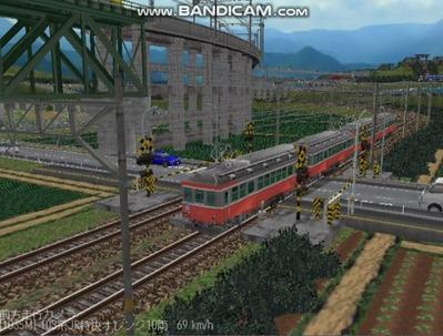越河レイアウト103シリーズ112-箱根登山鉄道9