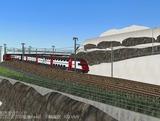 スイス国鉄IC2000二階建て客車6