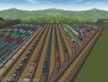 Nゲージレイアウト貨物ローカル線8