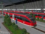 ドイツ鉄道ステーション ドーム24
