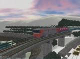 待避線レイアウト追加ローカル線DF200-4