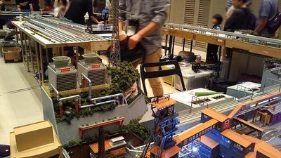 鉄道模型運転会2019Nゲージ2