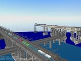 瀬戸大橋1000トン試験33