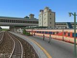 ニュータウン駅3