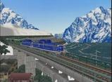 待避線レイアウト追加ローカル線DD51-14