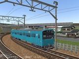 201系京浜東北線5