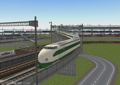 KATOレイアウトプラン集6-9新幹線200系-1