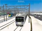 進撃の通勤電車40  JRE217系二階建て5
