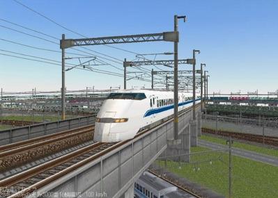 KATOレイアウトプラン集6-9東海道新幹線300系のぞみ6