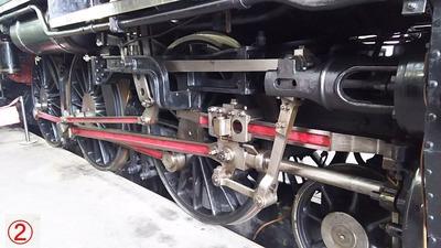 88-C53-45動輪部分から3梅小路機関庫2