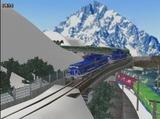 待避線レイアウト追加ローカル線DD51-13