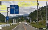 奥羽本線国道108号地図3