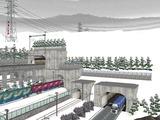 仮想津軽海峡線完成作り込み4