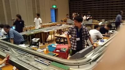 鉄道模型運転会2019NゲージA