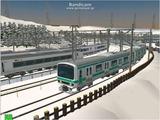 進撃の通勤電車5 E23系3.