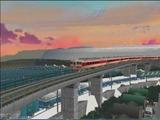 待避線レイアウト追加ローカル線キハ183系国鉄色8