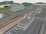 車両基地建物8