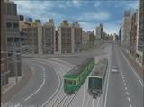 市電レイアウト基本A-8