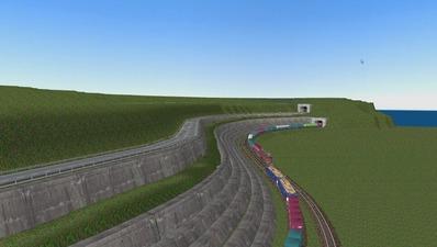 仮想日本海縦幹線信越、羽越本線から1