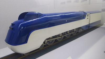 鉄博8-弾丸列車HD53型蒸気機関車2