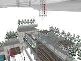仮想津軽海峡線完成作り込み6