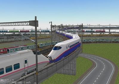 KATOレイアウトプラン集6-9新幹線E2系-1