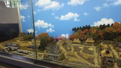 京都鉄道博物館181-ローカル風景ジオラマ4