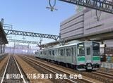 701系JR東日本 東北色