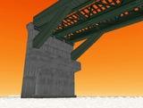 中路式アーチ橋10