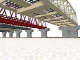 新VRM3★鉄橋だ。鉄橋だ。3.