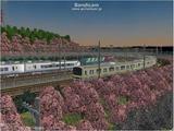 進撃の通勤電車4 E231系2