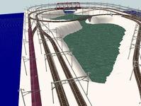 VRM3版貨物レイアウト鉄道博物館改造22