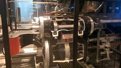 鉄博122−9800蒸気機関ピストンカット2