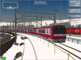 進撃の通勤電車1