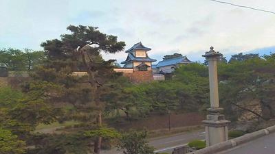 金沢城石川門城壁1