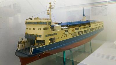 鉄博9−連絡船