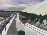 待避線レイアウト追加ローカル線DF200-8