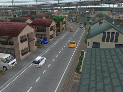 KATOユニトラックレイアウトプラン右側住宅2