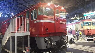 鉄博103−ED75機関車現物写真3