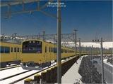 進撃の通勤電車9 201系6