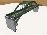 中路式アーチ橋8